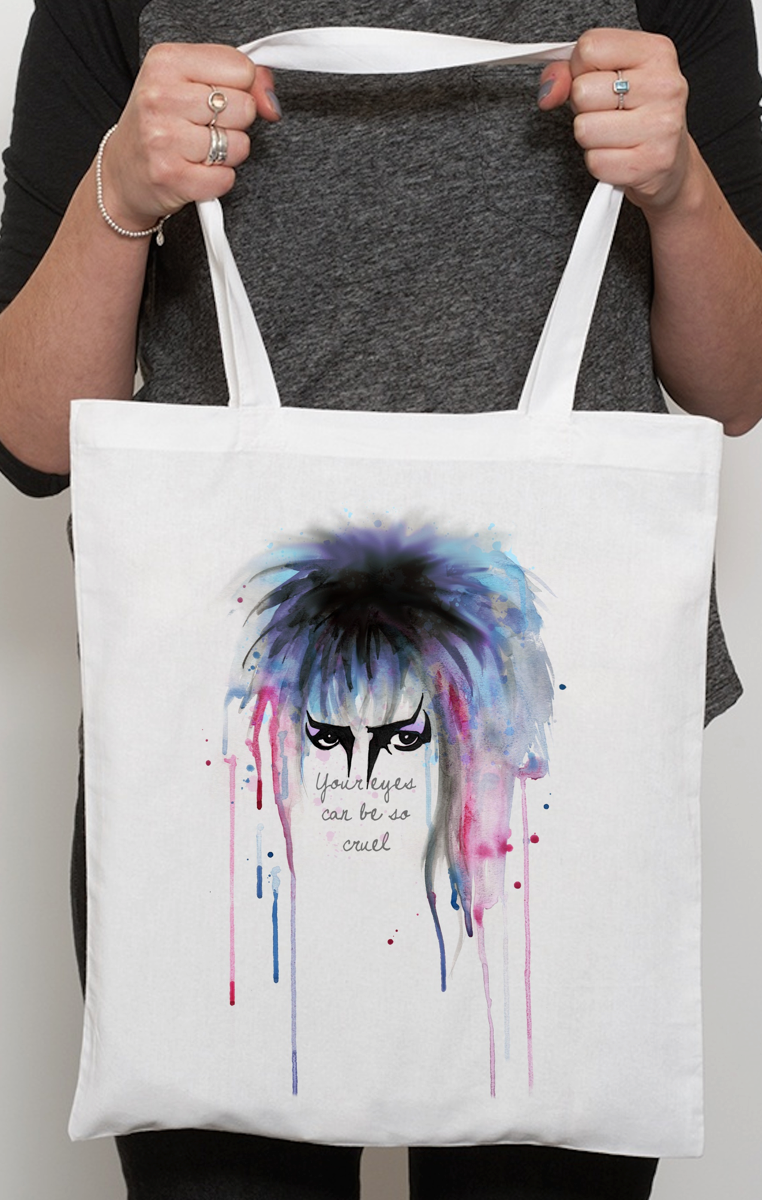 Your Eyes Can Be So Cruel Tote Bag RRP £9.99