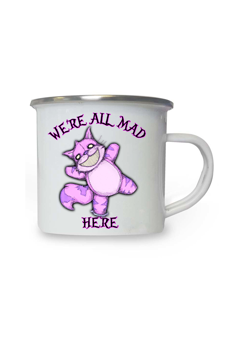 We're All Mad Mug RRP £9.99