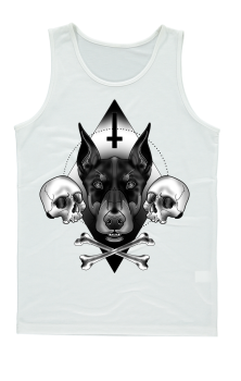 Goodest Boy Ever Vest Top