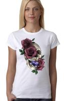 Skull Roses Tshirt