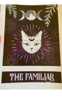 THE FAMILIAR A4 Print