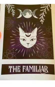 THE FAMILIAR A4 Print