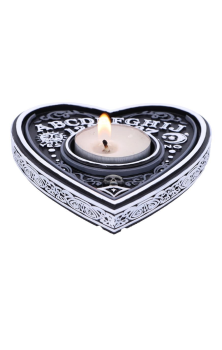 Spirit Board Tea Light Holder Nemesis
