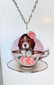 Beagle Necklace RRP £6.99