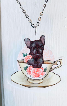 French Bulldog Necklace RRP £6.99