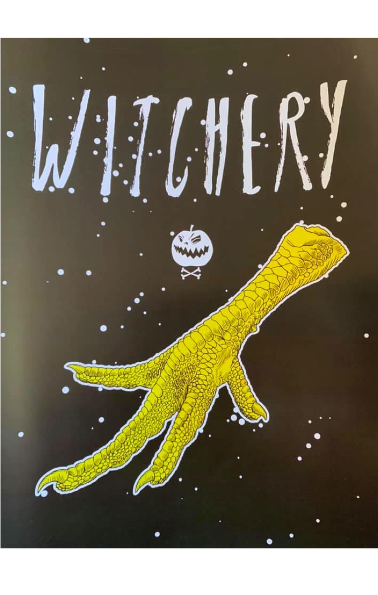 Witchery A4 Print RRP £4.99