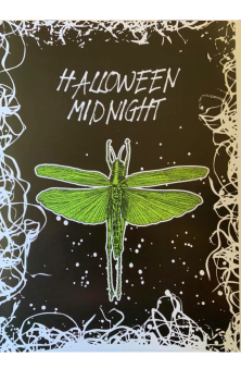Halloween Night A4 Print