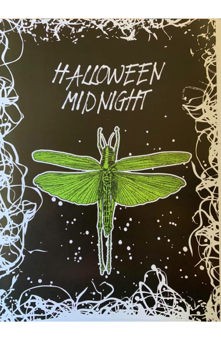 Halloween Night A4 Print RRP £4.99
