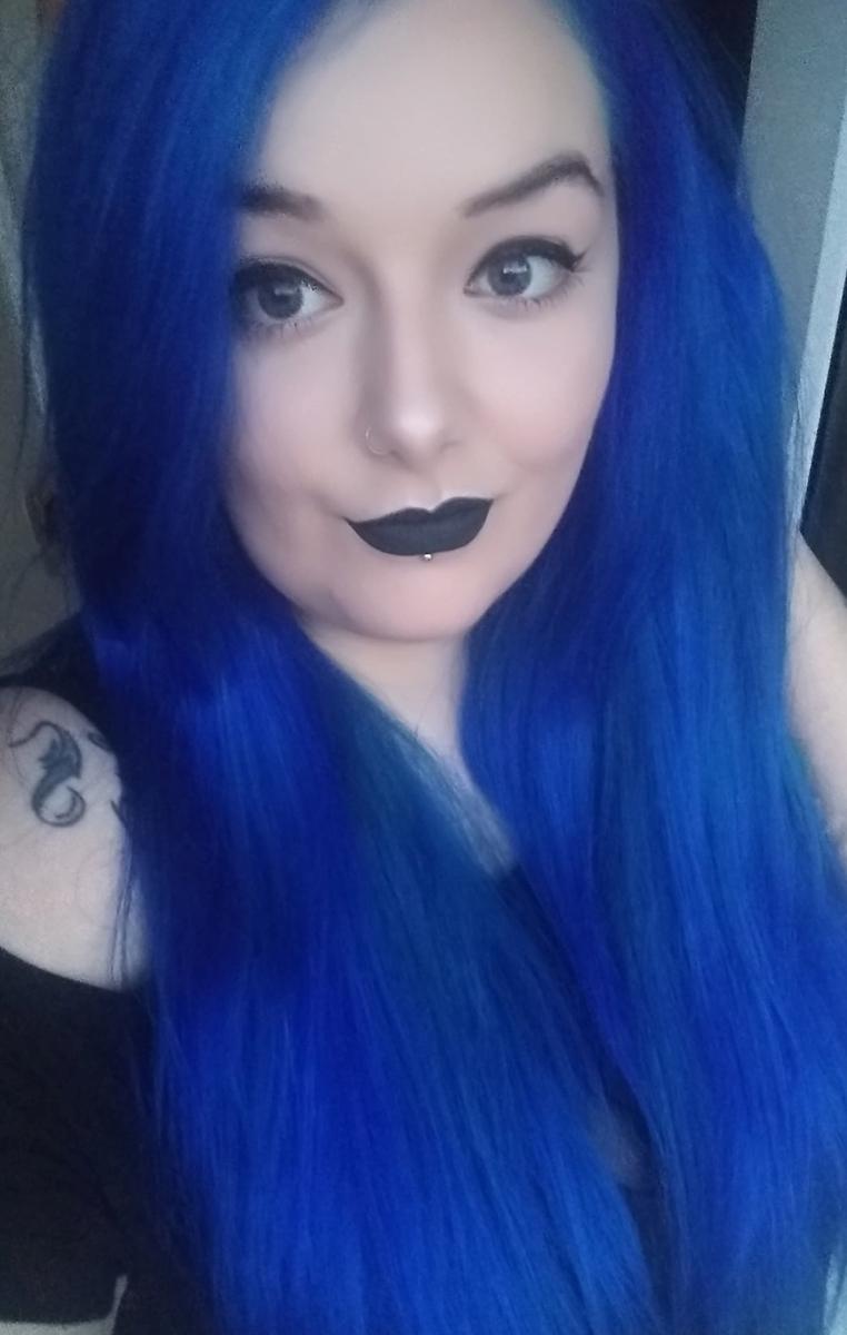 Inflashy Colours Blue - Salon Quality Dye 150ml