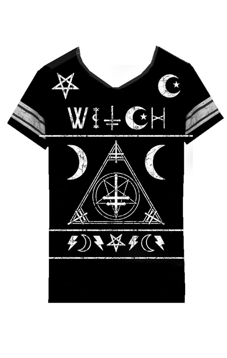 Witch Varsity Tshirt RRP £19.99