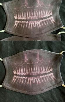Xray Face Mask
