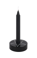 Pentagram Spell Candle Holder #402