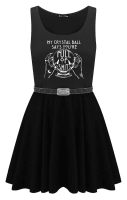 Crystal Ball Skater Dress