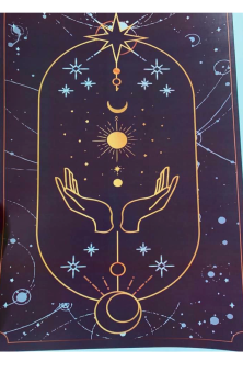 Tarot Print Sun A4 Print