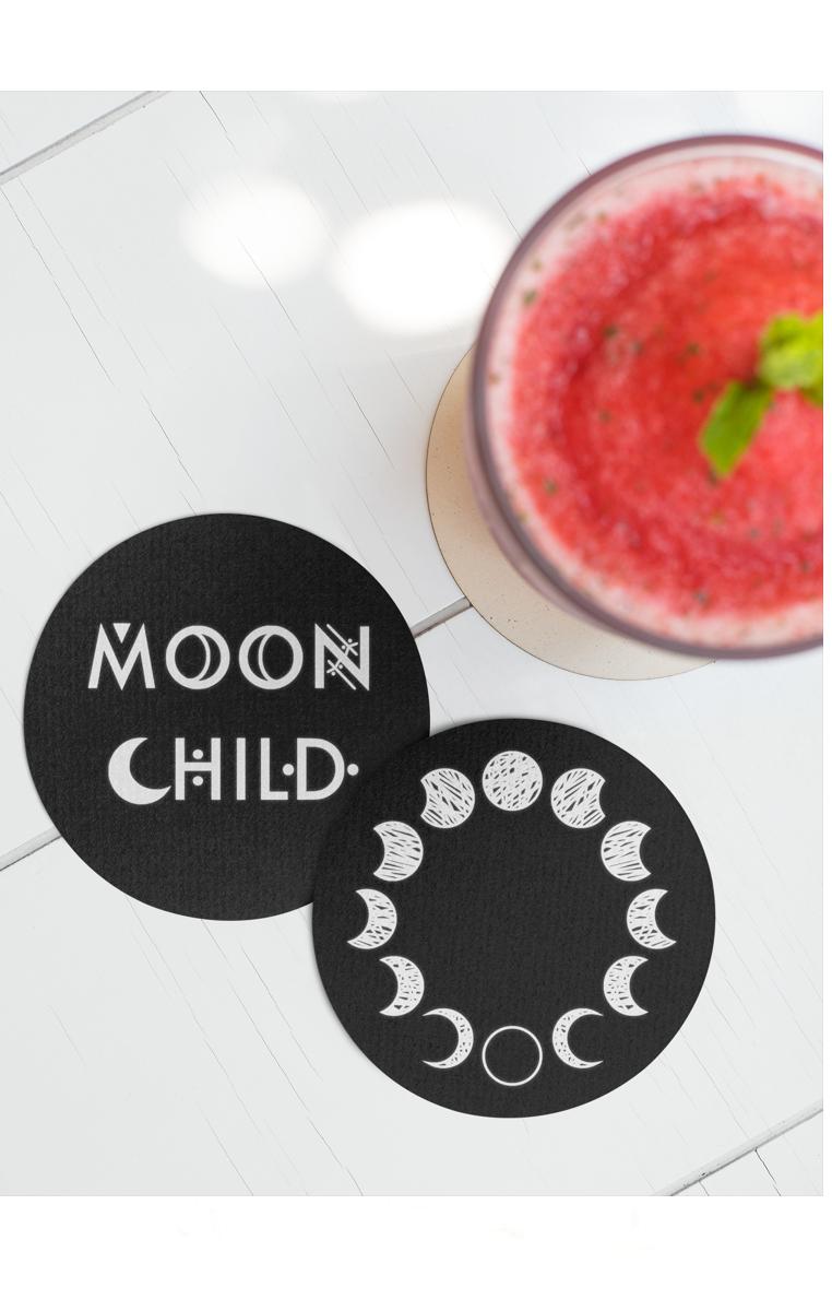 Moon Child Coasters