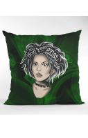 Nancy Icon Luxury Fur Cushion