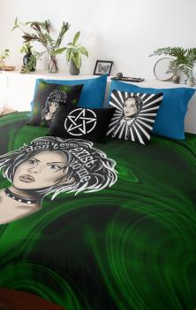 NANCY Icon Blanket