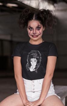 Lydia Icon Tshirt Black