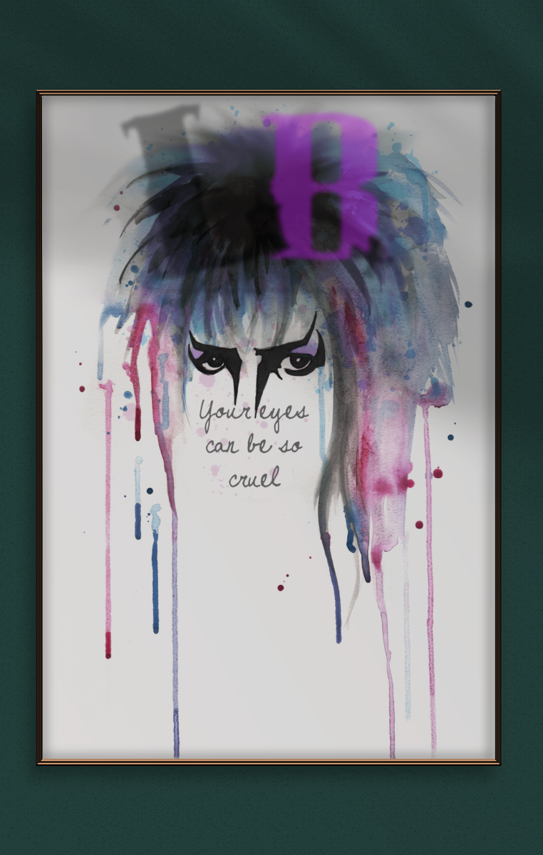 Your Eyes A4 Print RRP £4.99-£9.99