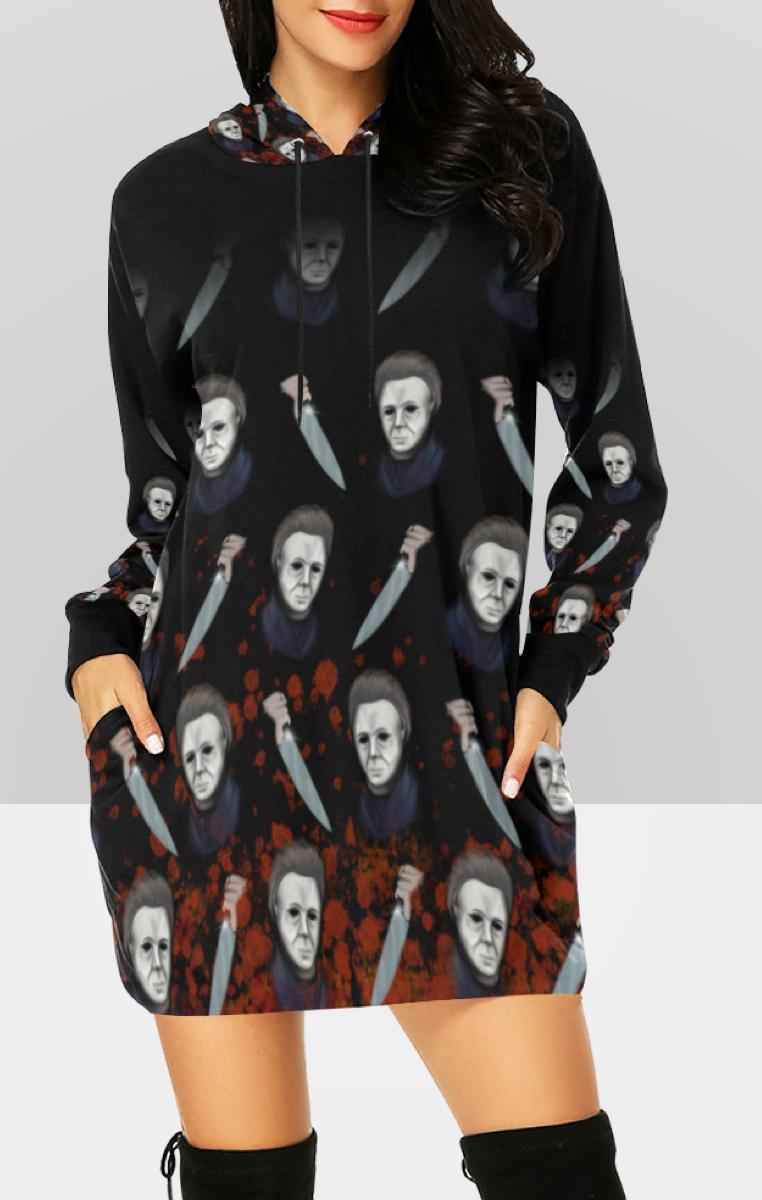 Michael Myers Hooded Dress RRP £49.99