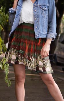 Elm Street Skater Skirt