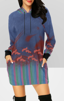 Chucky Hooded Dress