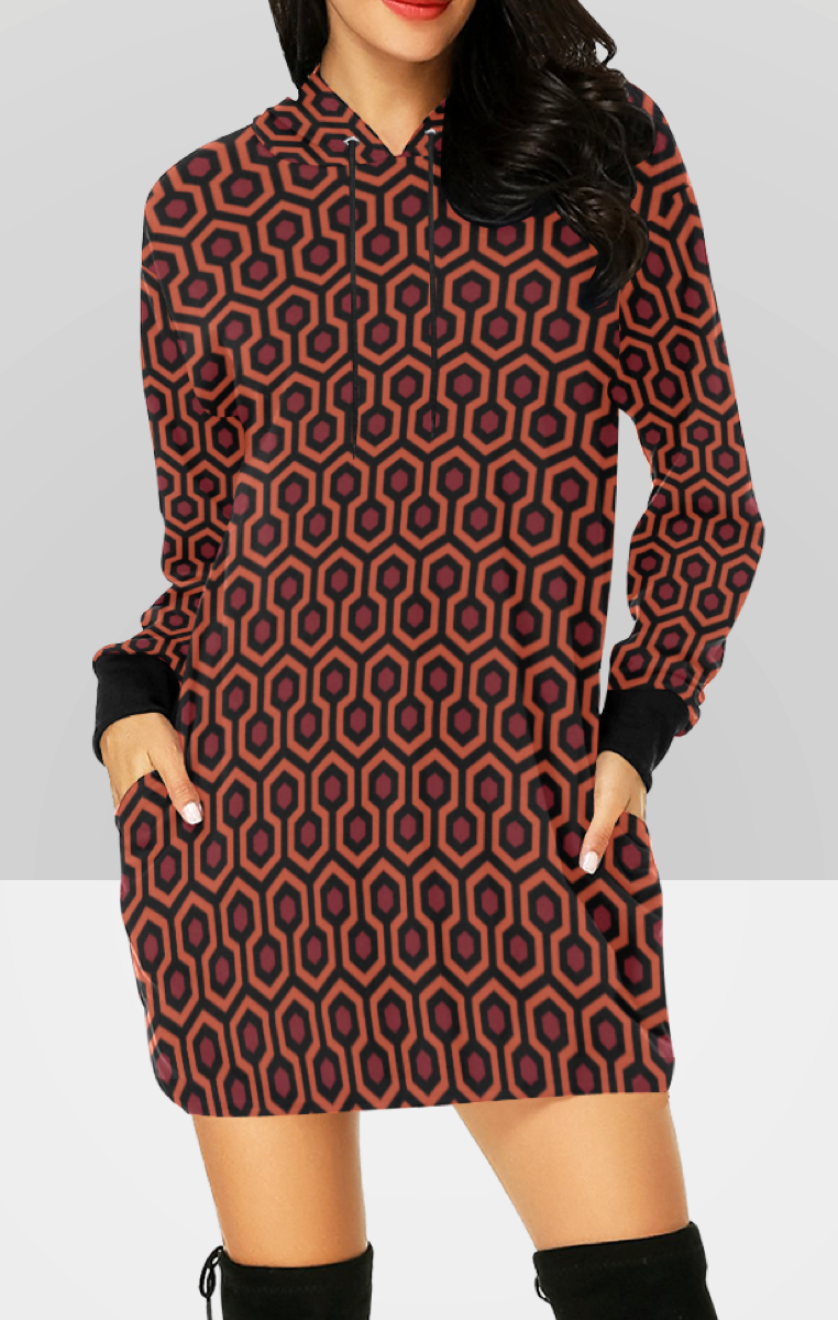 Shining Hooded Dress RRP £49.99