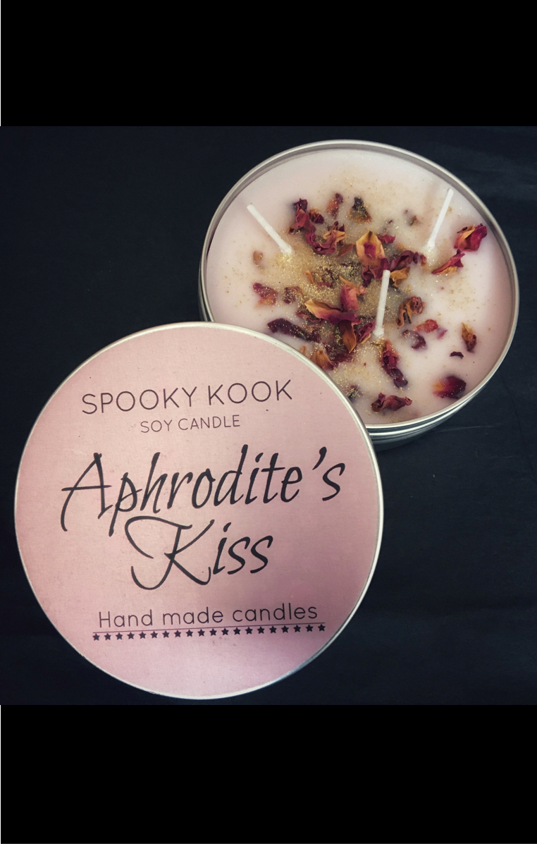 Aphrodite's Kiss Candle
