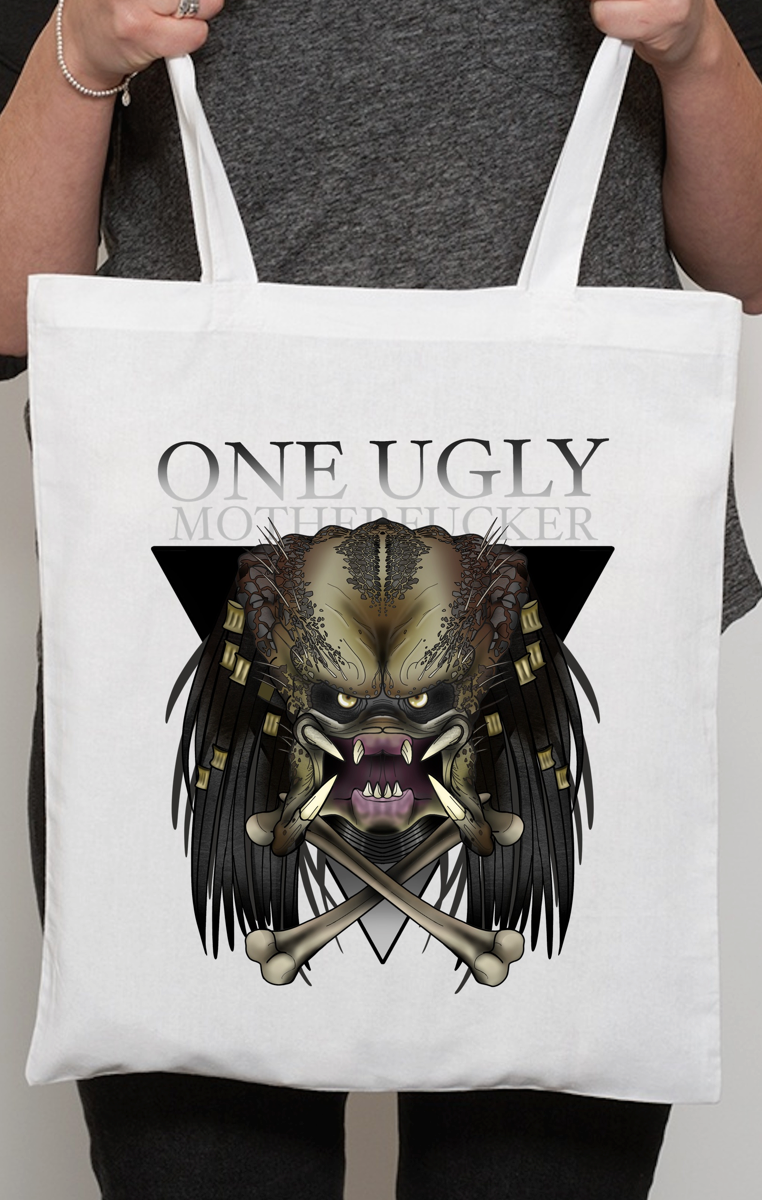 Ugly Motherfucker Tote Bag RRP £9.99