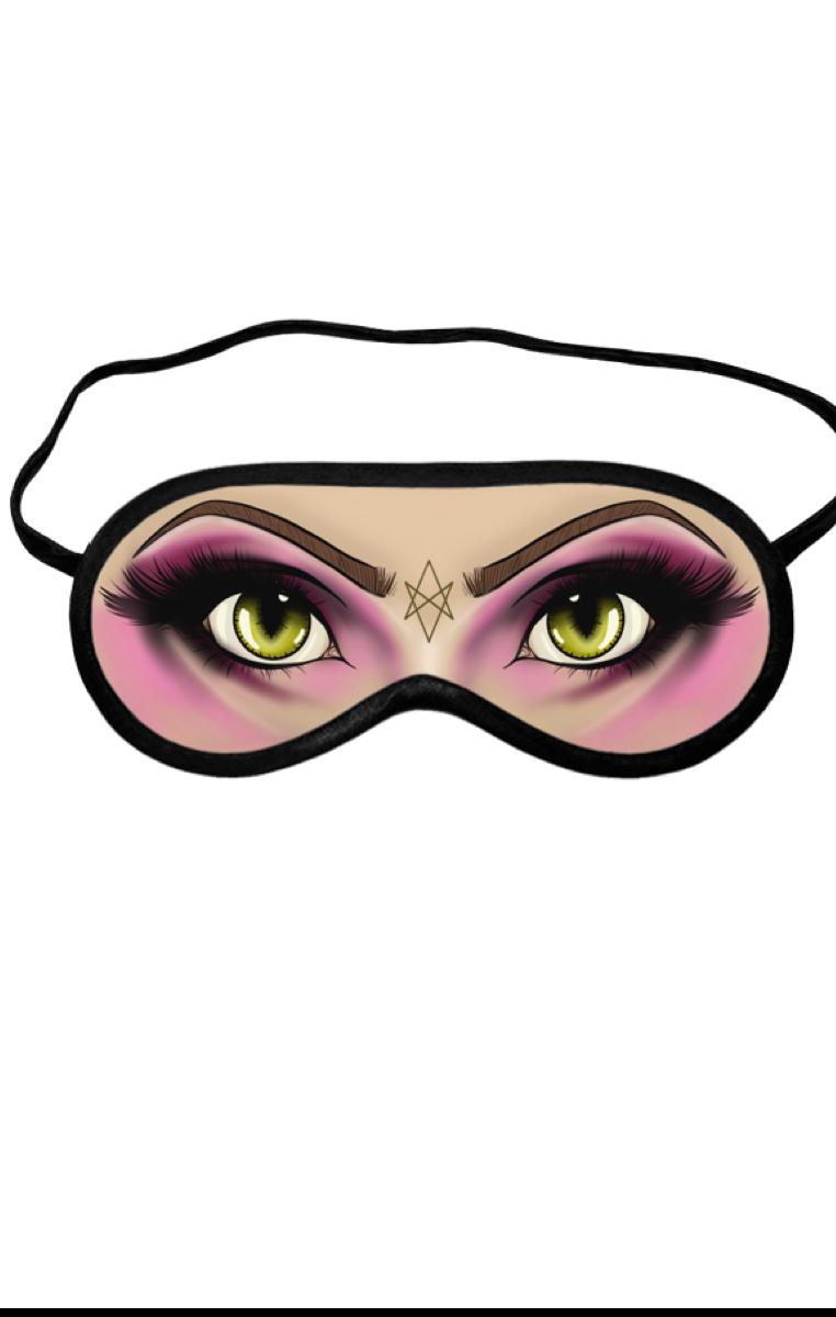 Fortune Teller Sleep Mask