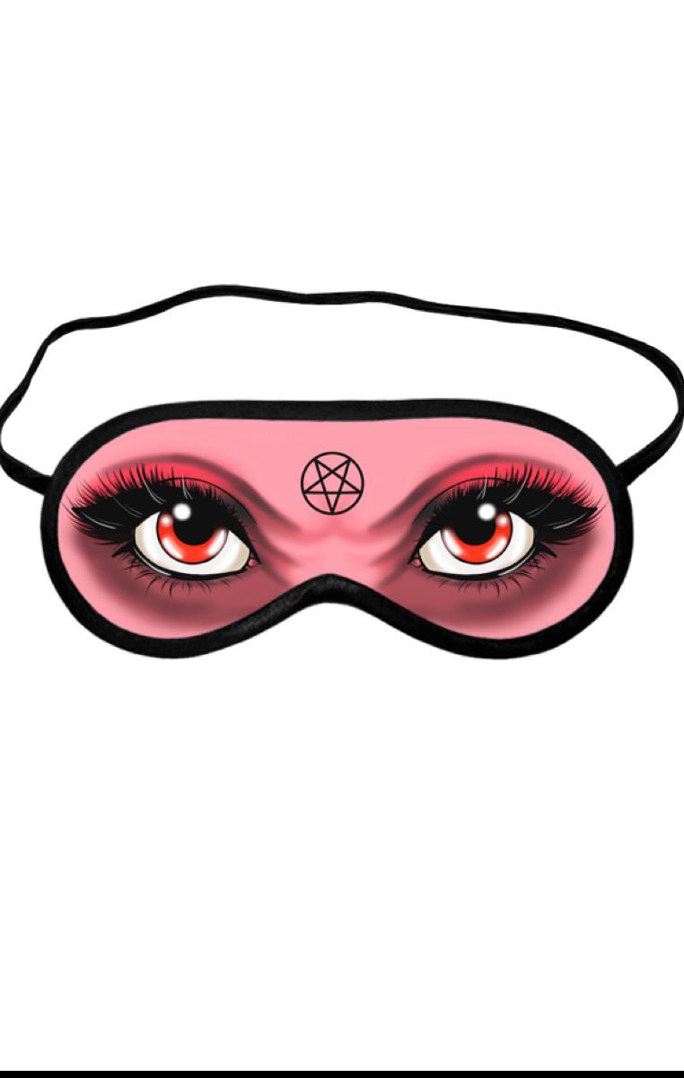 Demon Sleep Mask
