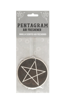 Pentagram Air Freshener #418