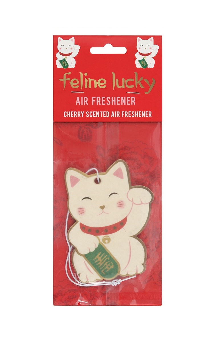 Lucky Money Cat Freshener