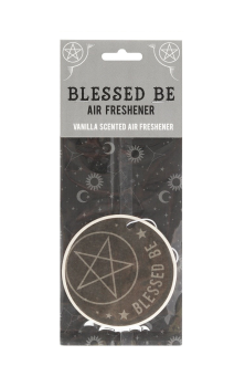 Blessed Be Air Freshener #418