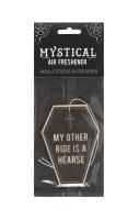 Coffin Air Freshener #418