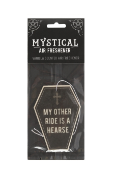 Coffin Air Freshener #418