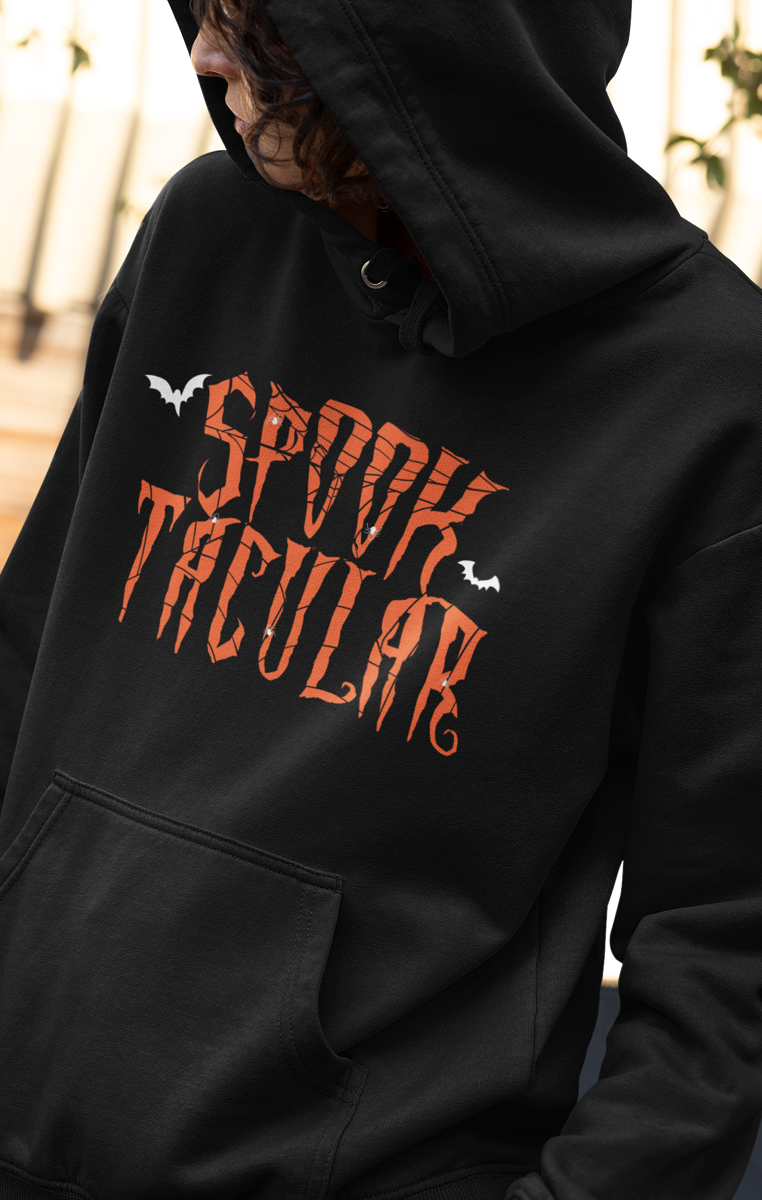Spooktacular Hood Orange