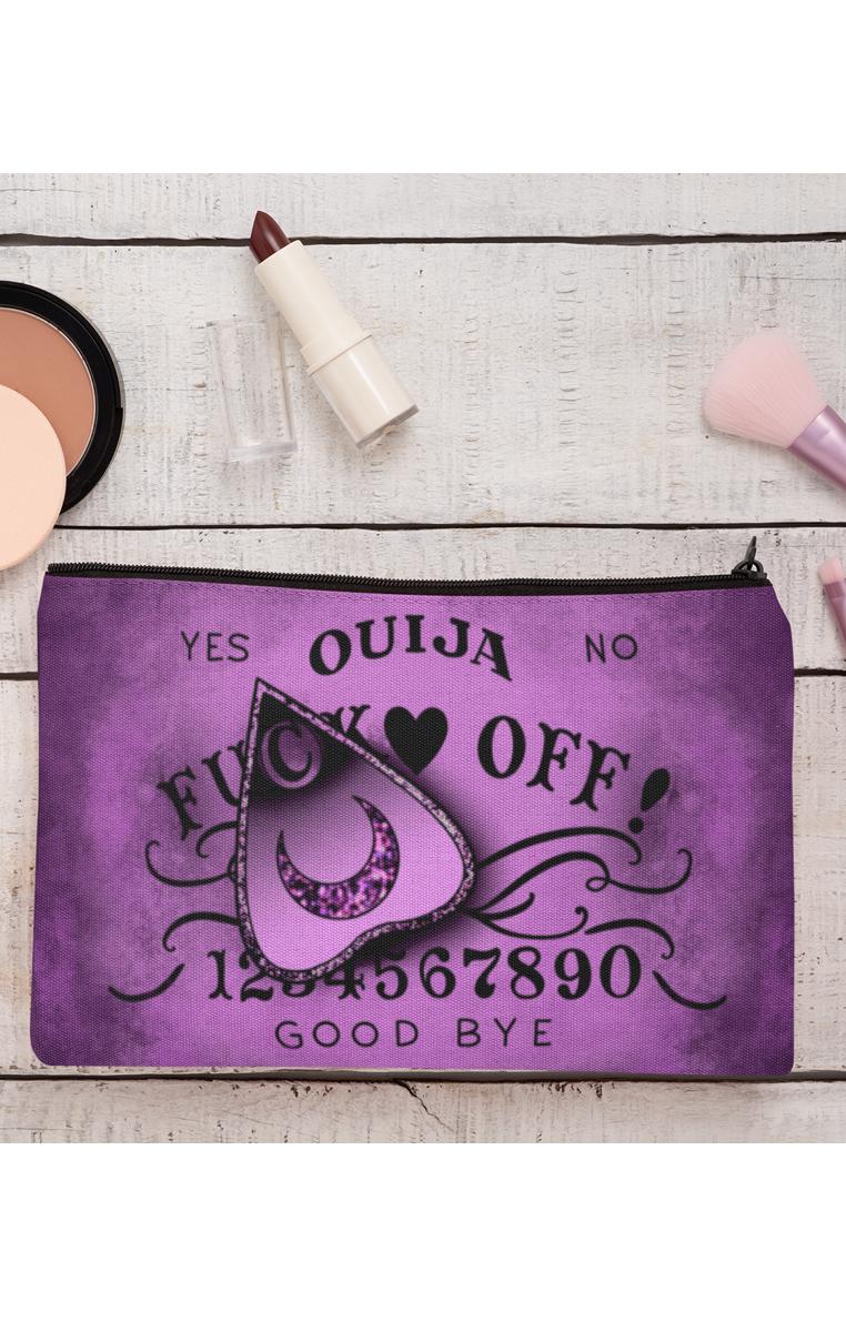 Ouija Make Up Bag