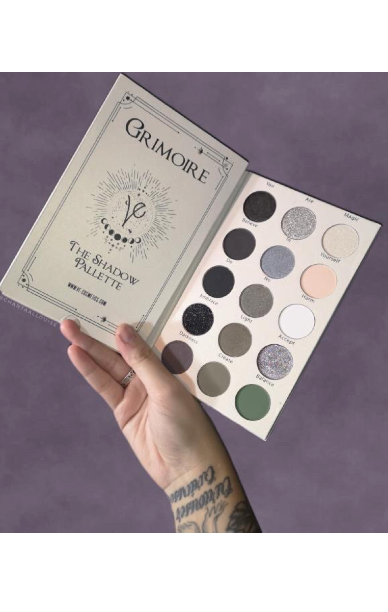 Grimoire Eyeshadow Palette