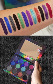I Put A Spell On You Eyeshadow Palette