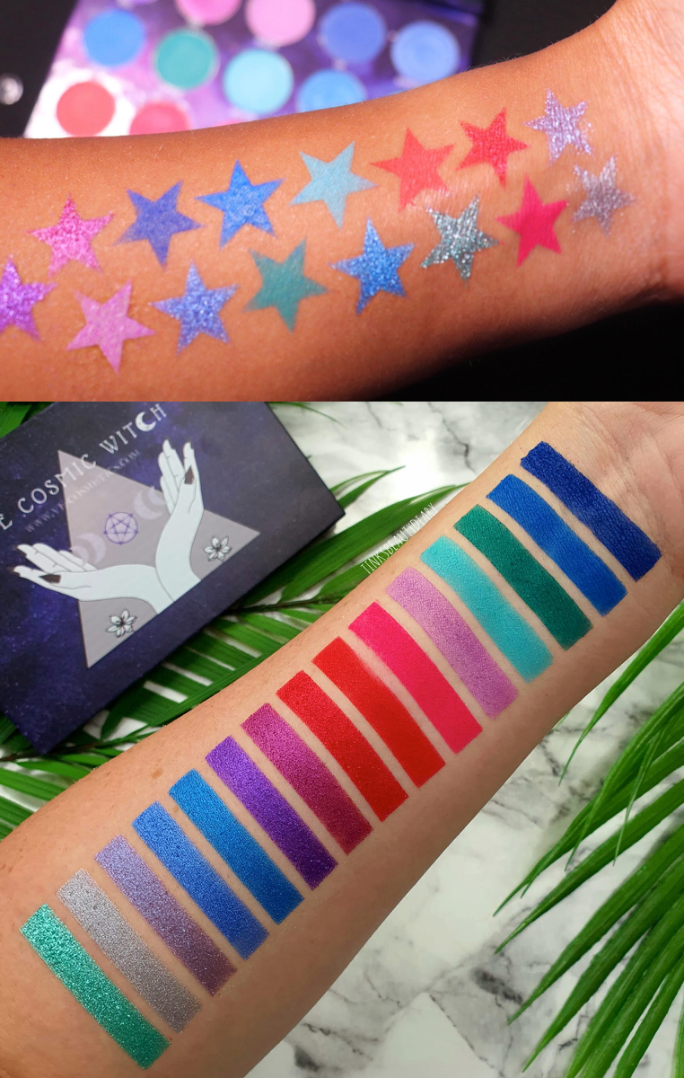 Cosmic Witch Eyeshadow Palette