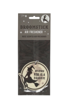 Witches Broom Air Freshener