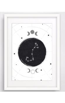 Zodiac Constellation A4 Print RRP £4.99-£9.99
