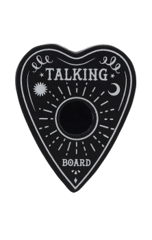 Talking Board Spell Candle Holder #402