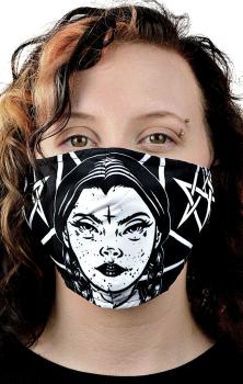 Wednesday Occult Mask #315