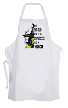 Be A Witch Apron