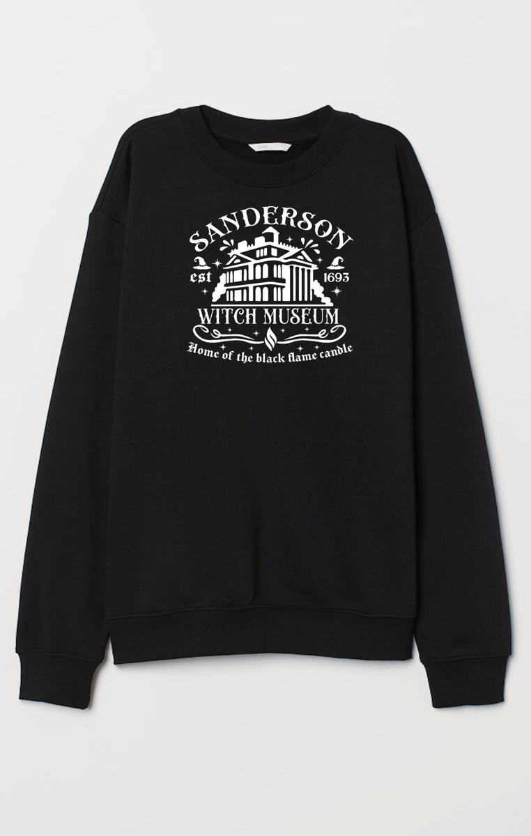 Sanderson Witch Museum Sweatshirt