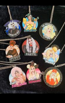 Drag Race Necklace - Choose your queen