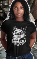 Burton's Home For Imaginary Friends Tshirt