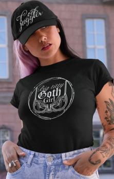 Big Titty Goth Girl Tshirt
